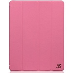 Чехол для iPad 2\3\4 Zenus Smart Folio Cover Series (розовый)