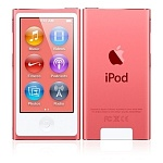 Apple iPod Nano 7 16 Gb розовый