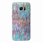 Чехол для Samsung Galaxy S7 edge Deppa Art Case Animal print Змея
