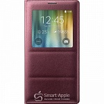 Чехол-книжка Samsung S-View для Galaxy Note 4 N910 Red EF-CN910BREGRU