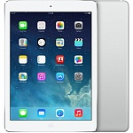Apple iPad Air 16Gb Wi-Fi + Cellular Silver MD794RU\B