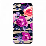 Чехол для Apple iPhone 6/6S Deppa Art Case Flowers Розы