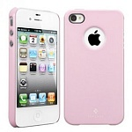Чехол для iPhone 4\4S SGP Case Ultra Thin Air Pastel Series (розовый)