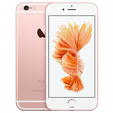 Apple iPhone 6S Plus 128 Gb Rose Gold A1687