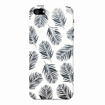 Чехол для Apple iPhone 5/5S/SE Deppa Art Case Back to summer Листья 2