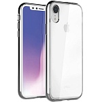 Чехол для iPhone XR Uniq Glacier Xtreme (серебристый)