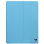 Чехол для iPad 2\3\4 Zenus Smart Folio Cover Series (голубой)