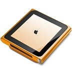 iPod nano 6G 8Gb Orange