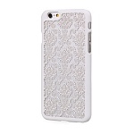 Чехол для iPhone 6\6S 3D Lace белый