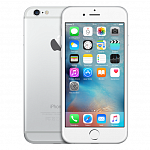 Apple iPhone 6 16 GB Silver A1586 (Белый)