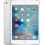 Apple iPad mini 4 16 Gb Wi-Fi + Cellular Silver MK702RU/A