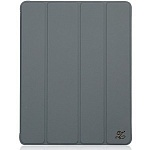 Чехол для iPad 2\3\4 Zenus Smart Folio Cover Series (серый)