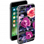 Чехол для Apple iPhone 7 Plus/iPhone 8 Plus Deppa Gel Art Case Розы