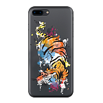 Чехол для Apple iPhone 7 Plus Deppa Gel Art Animal Тигр