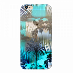 Чехол для Apple iPhone 6/6S Deppa Art Case Back to summer Пальмы
