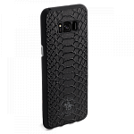 Чехол для Samsung Galaxy S8 Plus Polo Club Santa Barbara Knight series Black