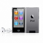 Apple iPod Nano 7 16GB Gray ME971RU/A