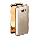 Чехол для Samsung Galaxy S8 Plus Deppa Gel Plus Case (золотой)