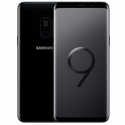 Samsung Galaxy S9 64Gb SM-G960F/DS Midnight Black (Черный бриллиант)