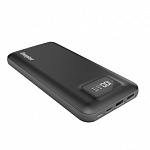 Внешний аккумулятор USB Energizer Power Bank UE20018 digit screen 20000 mAh (grey)