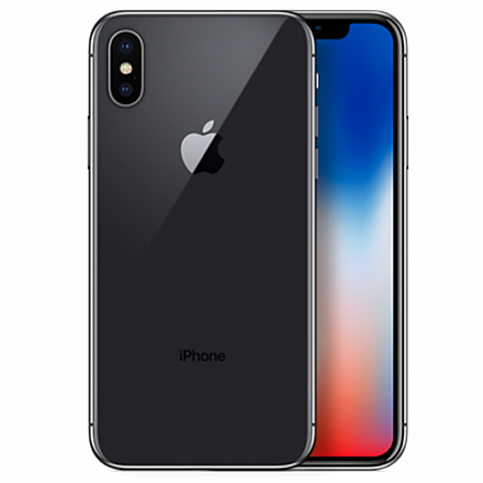 Apple iPhone X 64 Gb Space Gray A1901