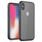 Чехол для iPhone XS Max Uniq LifePro Xtreme Black