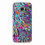 Чехол для Samsung Galaxy S7 edge Deppa Art Case Animal print Жираф