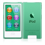 Apple iPod Nano 7 16 Gb зеленый