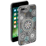Чехол для Apple iPhone 7 Plus Deppa Gel Art Case New Boho Узоры