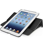 Чехол Macally Case w. rotatable stand для iPad mini (черный)