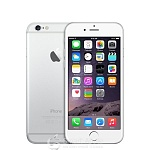Apple iPhone 6 64 GB Silver A1586 (Белый)