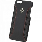 Чехол для iPhone 6 Ferrari F12 Hard (black)