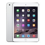 Apple iPad mini 3 Wi-Fi + Cellular 128 Gb Silver (MGJ32RU/A)