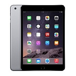 Apple iPad mini 3 Wi-Fi + Cellular 128 Gb Space Gray (MGJ22RU/A)