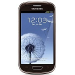 Samsung i8190 Galaxy S III mini (brown)