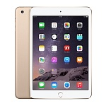 Apple iPad mini 3 Wi-Fi + Cellular 64 Gb Gold