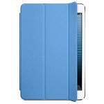 Чехол Apple Smart Cover для iPad mini blue