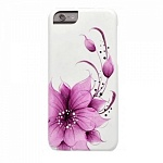 Чехол для iPhone 6 iCover Flower purple