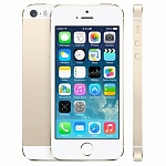 Apple iPhone 5S как новый 16 GB Gold  FF354RU\A