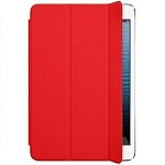 Чехол Apple Smart Cover для iPad mini red