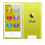 Apple iPod Nano 7 16 Gb желтый