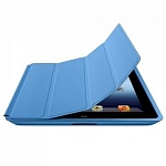 Чехол Apple Smart Case Polyurethane для iPad 2\3\4 blue