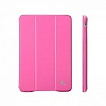 Чехол для iPad mini Retina JisonCase Executive малиновый