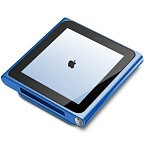 iPod nano 6G 8Gb Blue